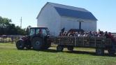 Hay Ride Barn