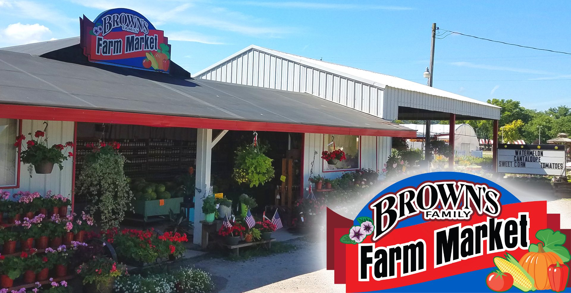 Brown's Family Farm Market